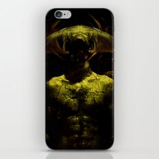 Heathen rite iPhone & iPod Skin
