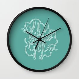 Life is a Gift Wall Clock