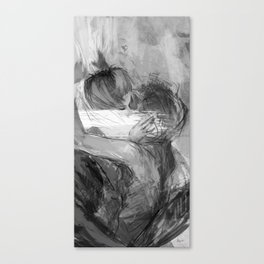Lovers no.2 Canvas Print