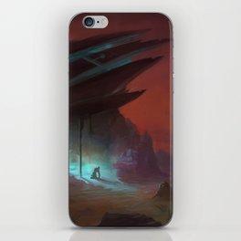 Warp Core iPhone Skin