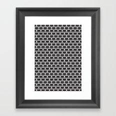 Cat 001 Framed Art Print