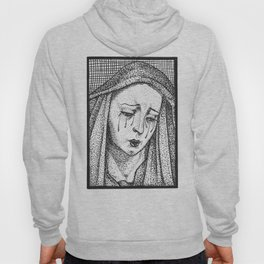 Crying Virgin Hoody