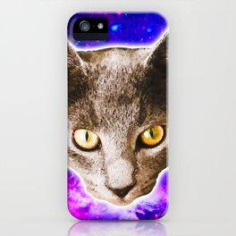 Cosmic Marvin iPhone Case