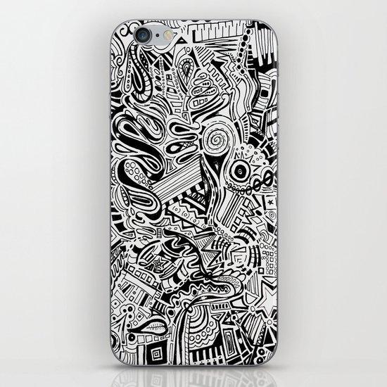 Inky \\ iPhone & iPod Skin