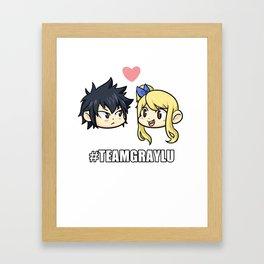 Team Graylu Framed Art Print