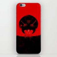 metroid iPhone & iPod Skins featuring Super Metroid by Ian Wilding