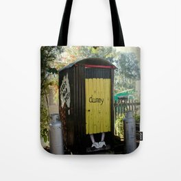 Dunny - Outback Queensland Humour :) Tote Bag