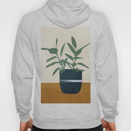 Vase Plant Hoody