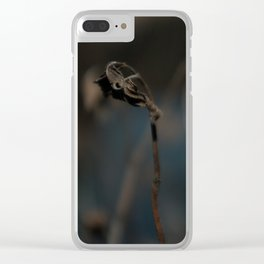 A Moment In Repose, Remembering You Clear iPhone Case