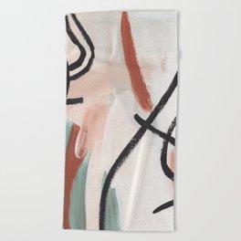 Needle in the Hay Beach Towel