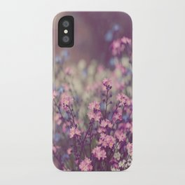 Pretty Little Things iPhone Case