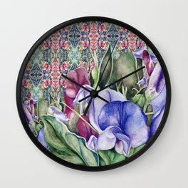 Lathyrus Wall Clock