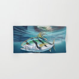 Cabo Rooster Hand & Bath Towel