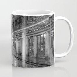 New Orleans, French Quarter, Jackson Square black and white photograph / black and white photography Coffee Mug