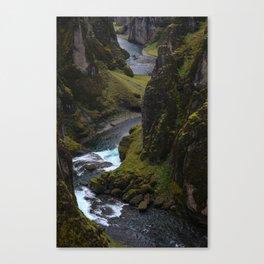 Inner Compass Canvas Print