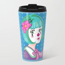 Spring Spirit Clown Travel Mug