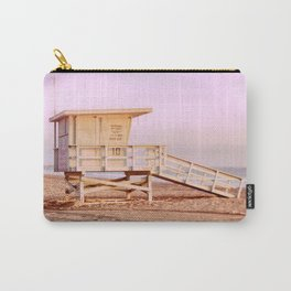 BEACH SCENES, LOS ANGELES Carry-All Pouch