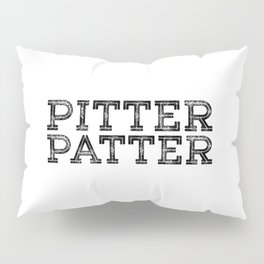 PITTER PATTER Pillow Sham