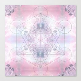 Metatron's Dream Canvas Print