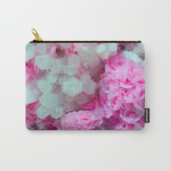Desert Love Rose | Merry Crystals Carry-All Pouch