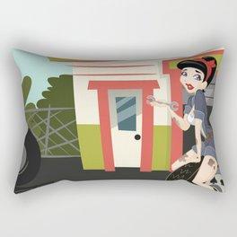 Fixer' Up Rectangular Pillow