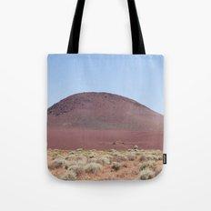 Red Hill (Fossil Falls, California) Tote Bag