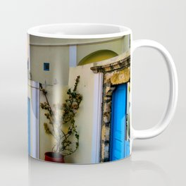 Santorini 27 Coffee Mug