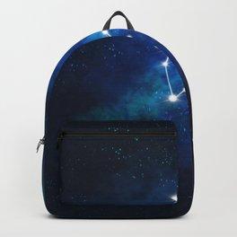 Pisces Star Sign Backpack