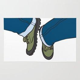 Shoegazing Rug
