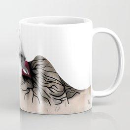 Smokingirl Coffee Mug