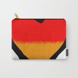 German Heart Carry-All Pouch