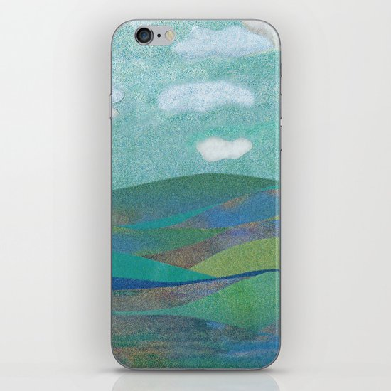 COLLAGE LOVE: Seascape iPhone Skin