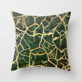 KINTSUGI  ::  Let Go Throw Pillow