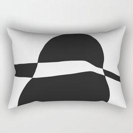 Going In Rectangular Pillow