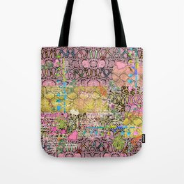 summer snake conspiracy Tote Bag