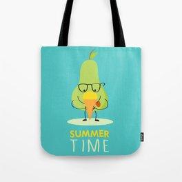Summer pear Tote Bag