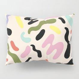 SQUIGGLE BEAN Pillow Sham