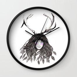 Featherwood Wall Clock