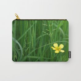 Flowers Izby Garden 5 Carry-All Pouch