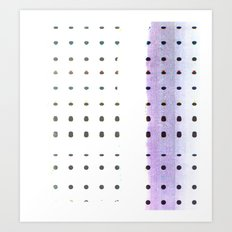dots s ss Art Print
