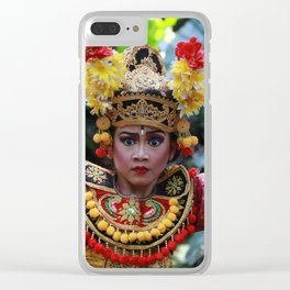 Indonesia Clear iPhone Case