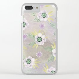 Jade and Kukac Clear iPhone Case