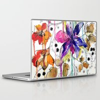 lost Laptop & iPad Skins featuring Lost by Holly Sharpe