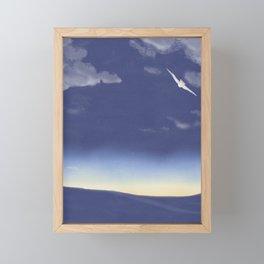 Before the dawn | Miharu Shirahata Framed Mini Art Print
