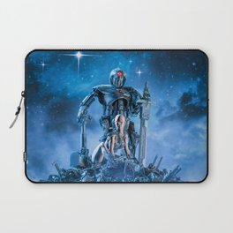 The Quantum Warrior Laptop Sleeve
