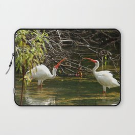 Ibis Dating Place Laptop Sleeve