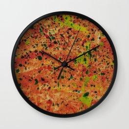 Mini Abstract 14 Wall Clock