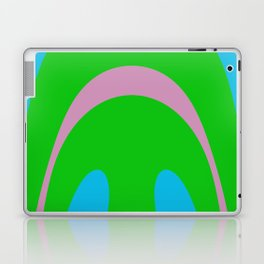 Upside Down Smile Laptop & iPad Skin