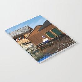 Covered Bridge #65 Notebook
