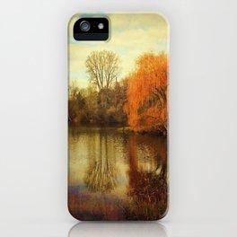 Pond iPhone Case